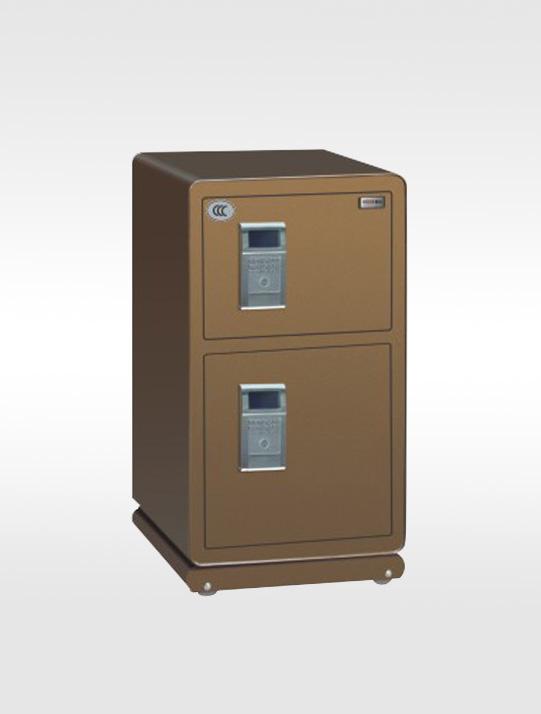 3208-铂金85电子双门保险柜