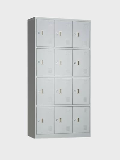 2202-十二门储物柜