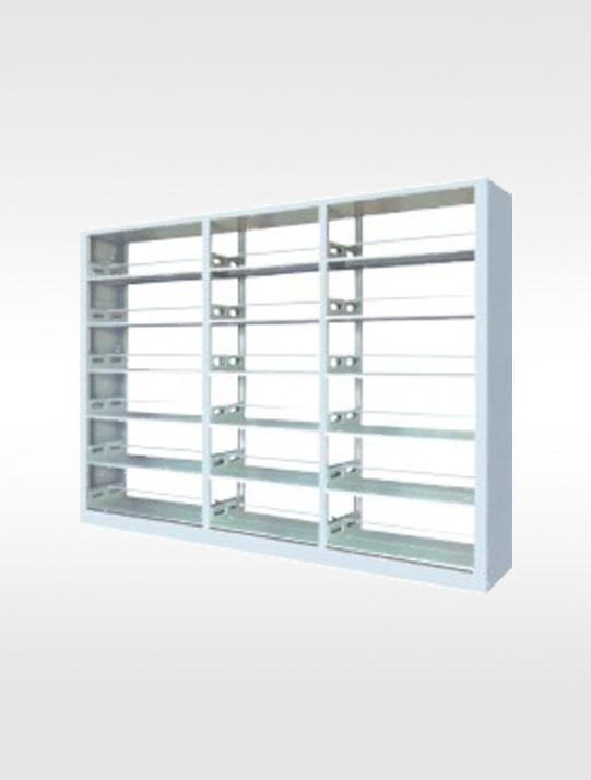 4005-钢制双柱双面书架