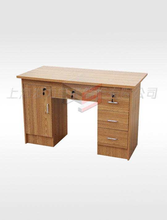 8001-柚木办公桌