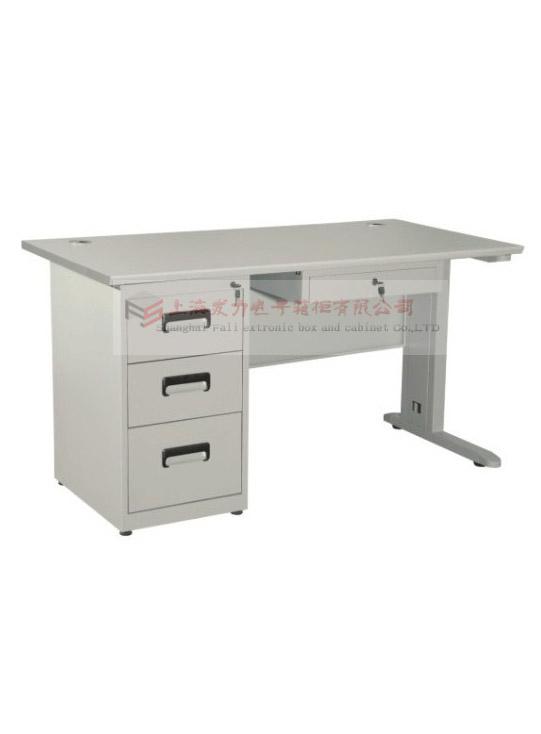 单柜办公桌