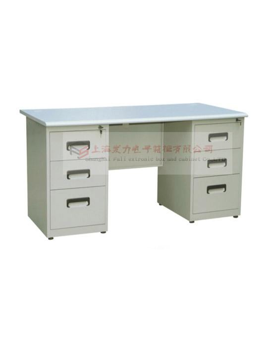 双柜办公桌