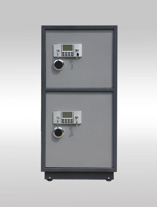 3008-1200电子双门保险柜